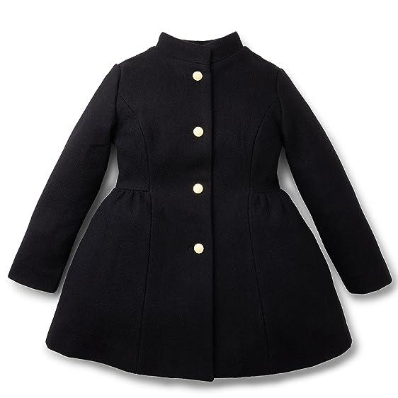 Amazon.com: Hope & Henry Girls' Long Coat with Bow: Clothing