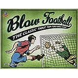 Blow Football Retro Board Game