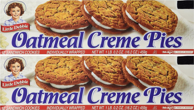 recipe: double decker oatmeal creme pie for sale [22]