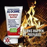 Alocane® Emergency Burn Gel 2 Pack, 4% Lidocaine