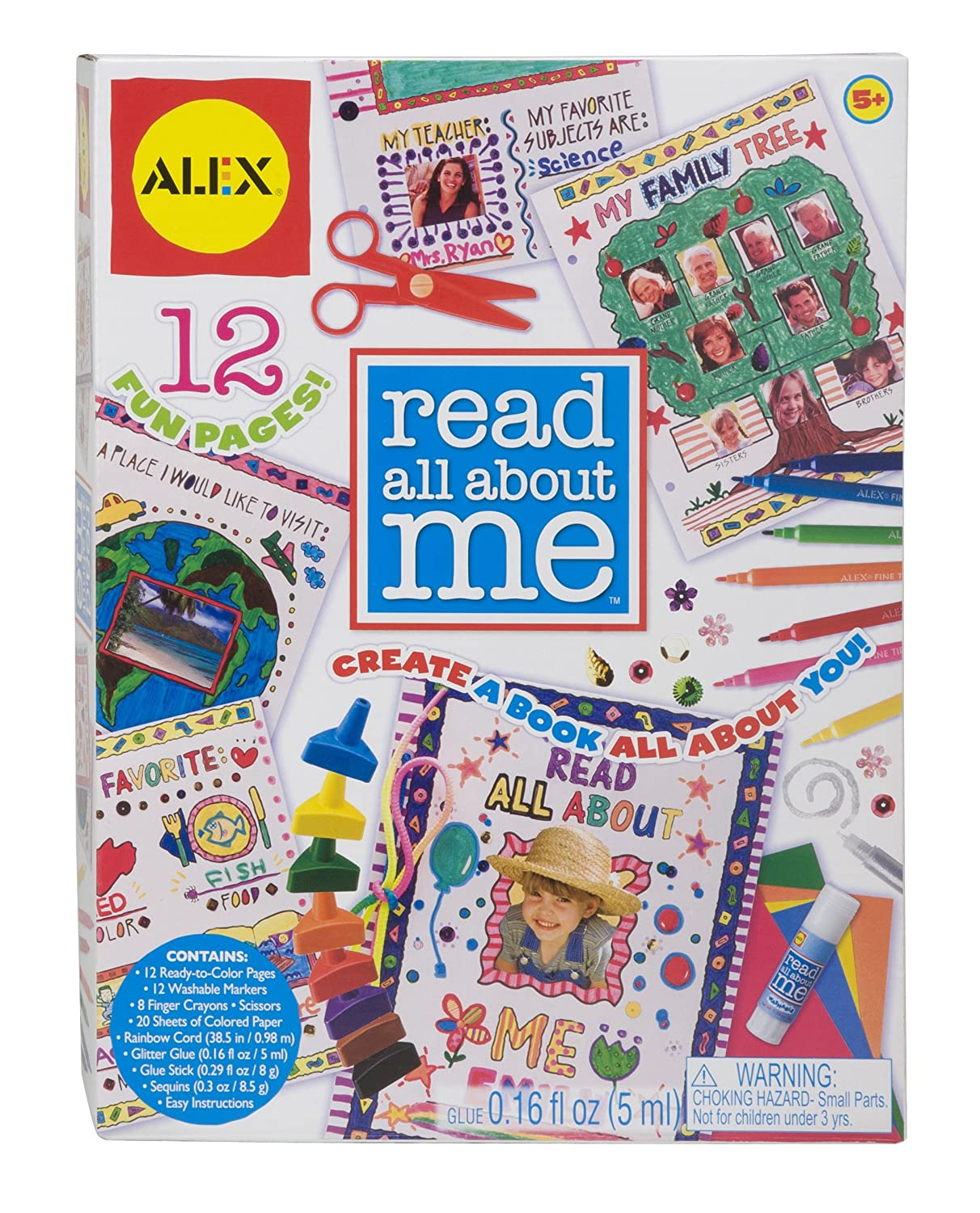 ALEX Toys Craft Read All About Me