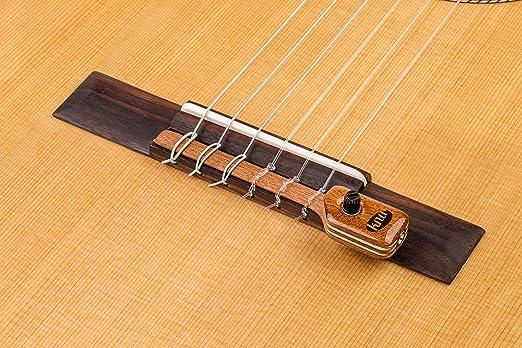 KNA Pickups Pastilla de guitarra clásica (NG-2): Amazon.es ...