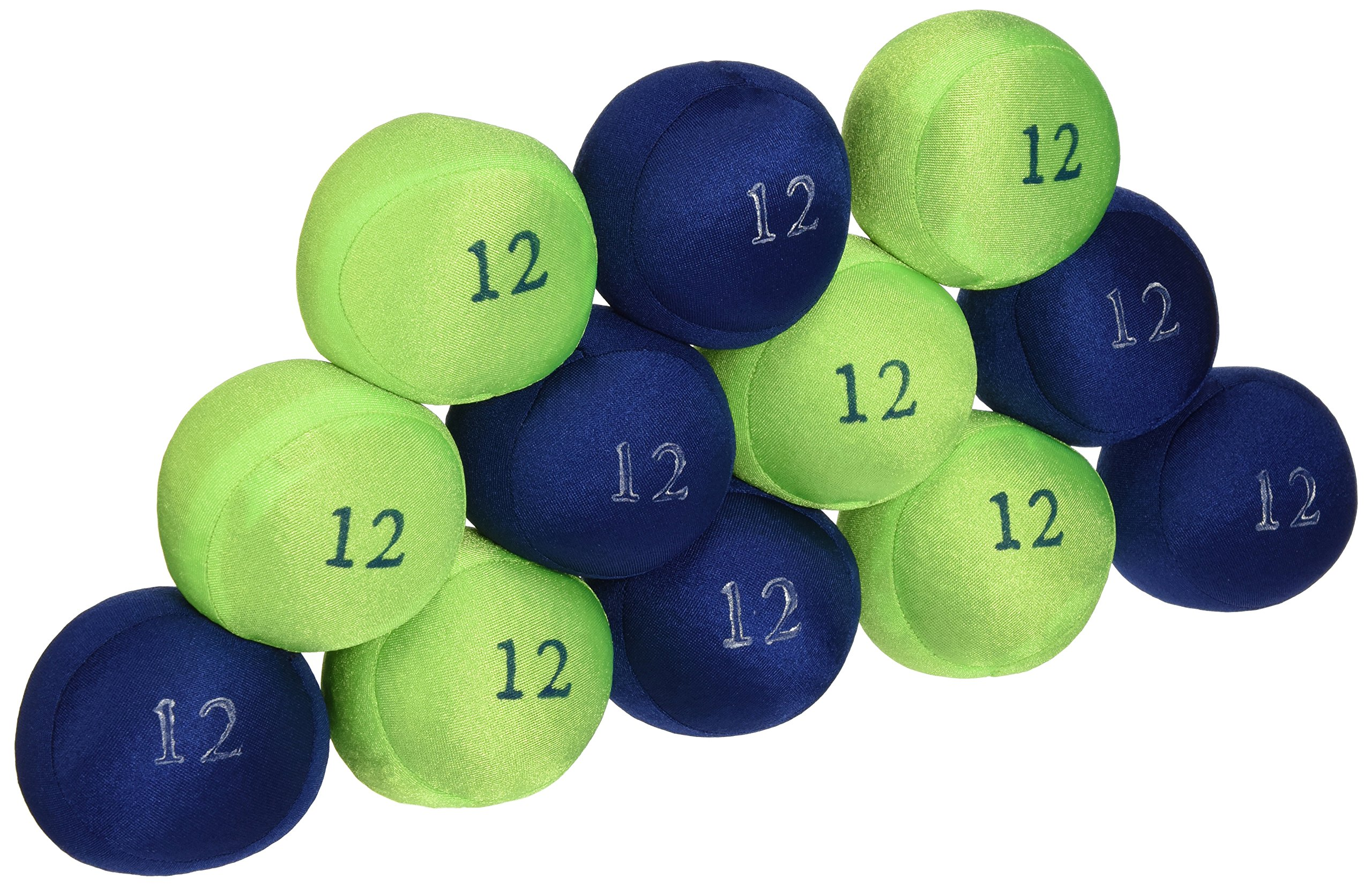 Lavender Luvies Lavender Stress Balls, Seahawks 12th Man - 12 Pack by Lavender Luvies (Image #1)
