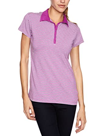 Columbia - Polo para Mujer, tamaño XS, Color Berry Jam: Amazon.es ...