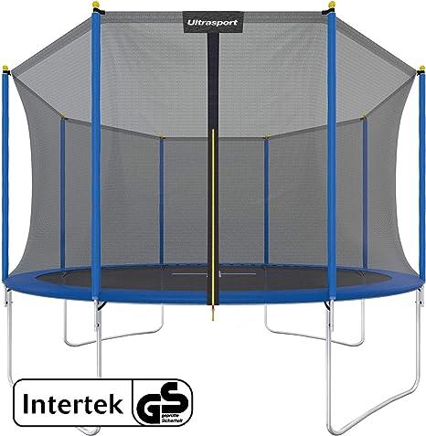 Ultrasport Cama elástica de jardín Uni-Jump, cama elástica ...