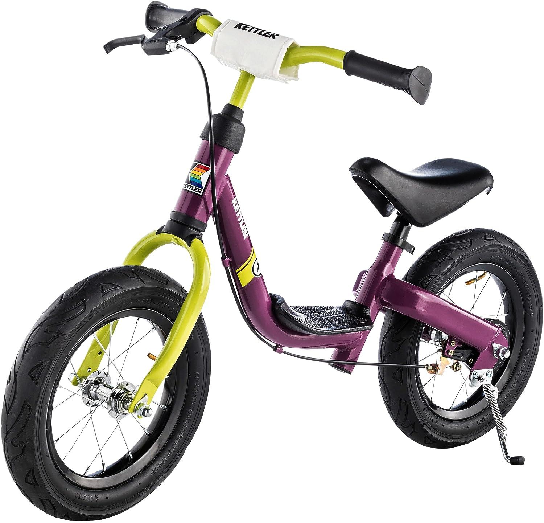 Kettler 0T04050-5030 12.5-Inch Run Air Girl Balance Bike
