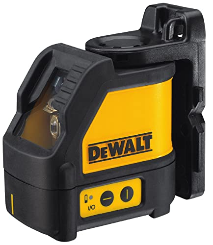 DEWALT DW088K – Best Self Leveling Cross Line Laser Level