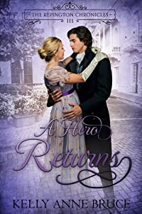 A Hero Returns (The Repington Chronicles Book 3)