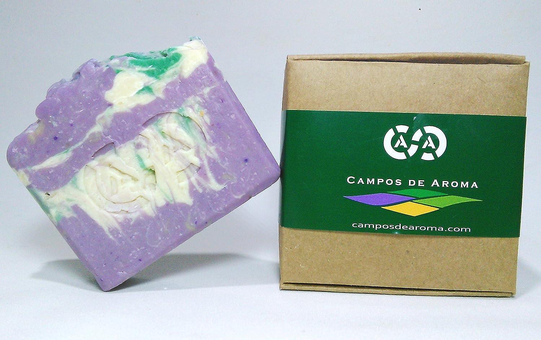 Jabón natural con leche de soja, deal para prevenir el envejecimiento y el acné y reducir arrugas: Amazon.es: Belleza