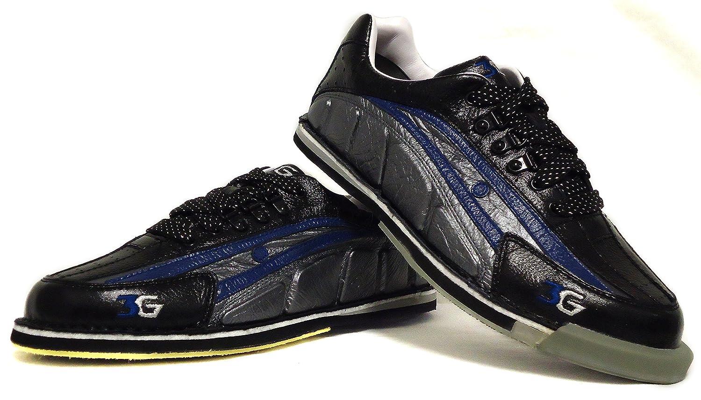900グローバルツアーUltraボーリング靴 B012A9NVPO Men's 10.5|ブラック/ブルー ブラック/ブルー Men's 10.5