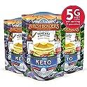 3-Pack Birch Benders 10oz Low-Carb Keto Pancake & Waffle Mix
