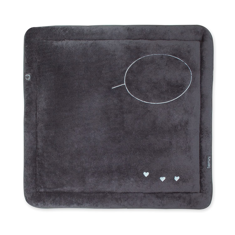 bemini número 94 Softy alfombra de juegos, 100 x 100 cm, Insta Pingu