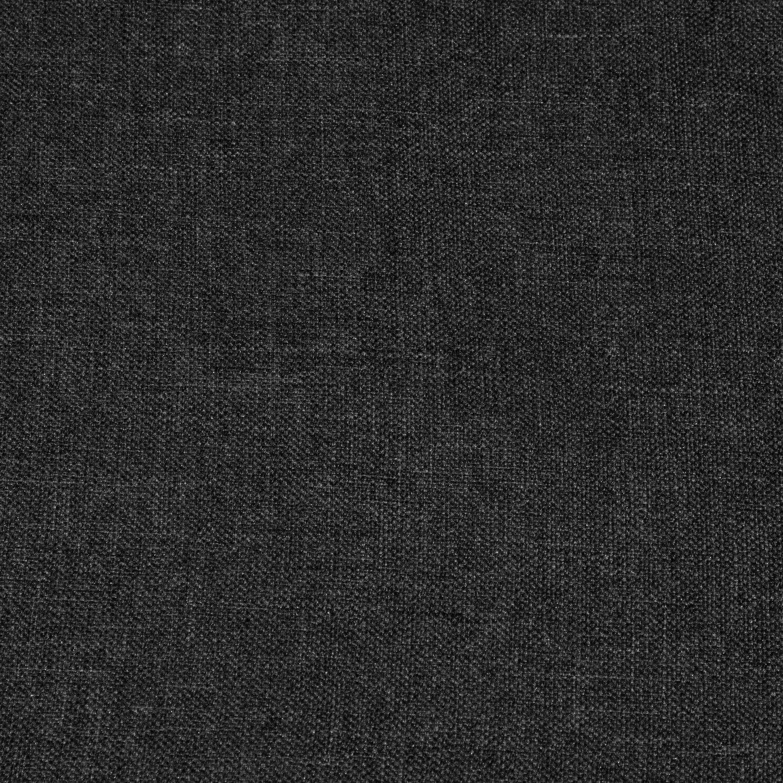 Boxspringbett King - Nahansicht Farbe schwarz
