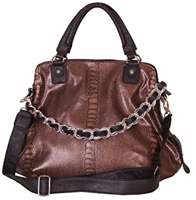Shoulder Bag Faux Leather Handbag Purse Women Tote Messenger Satchel Crossbody