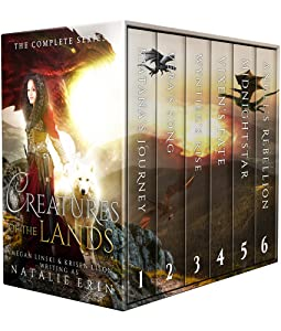 Creatures of the Lands: The Complete Series