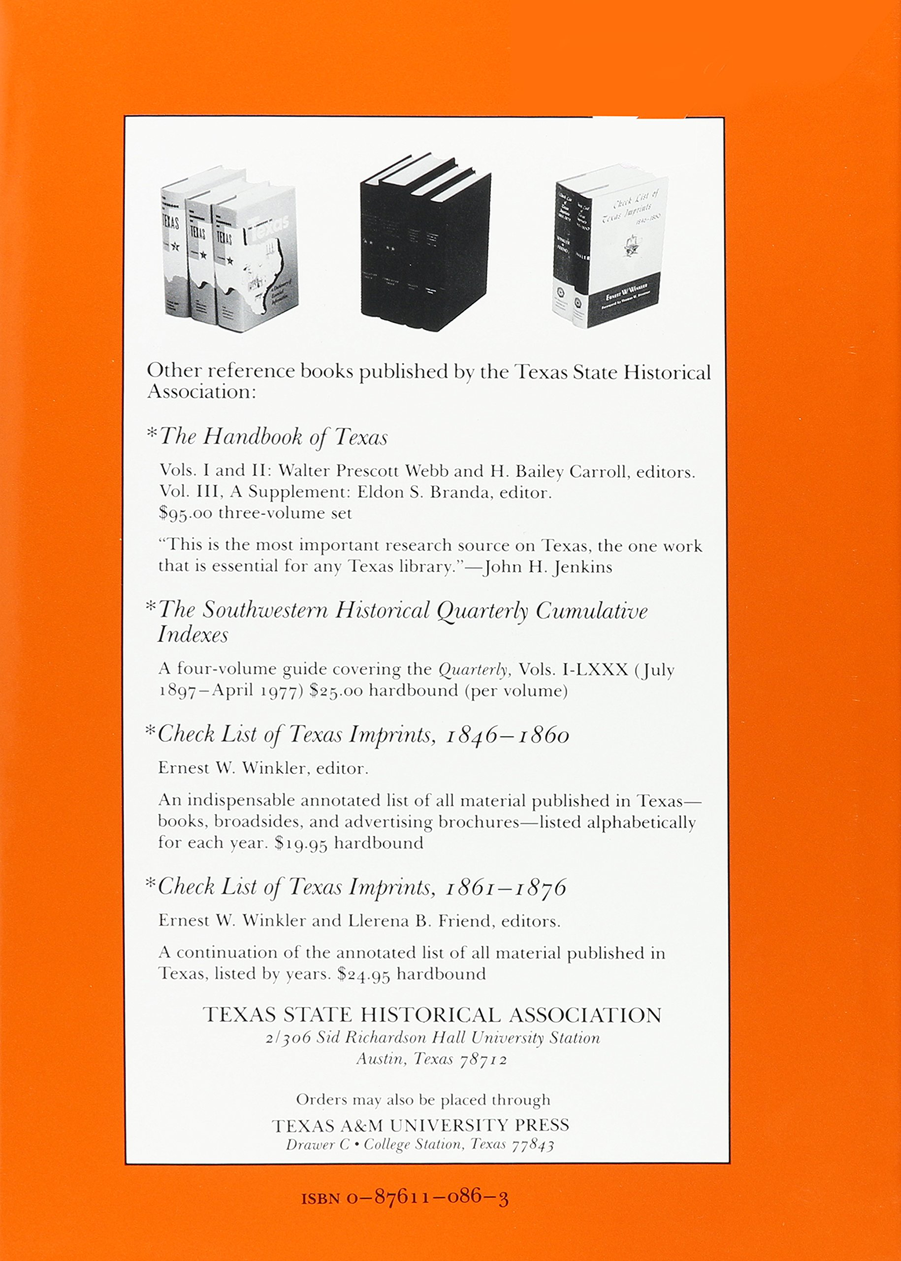 basic texas books an annotated bibliography of selected works for