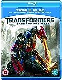 Transformers: Dark of the Moon - Triple Play (Blu-ray + DVD + Digital Copy) [Reino Unido] [Blu-ray]