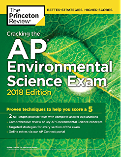 Environmental science for ap second edition 2 andrew friedland cracking the ap environmental science exam 2018 edition proven techniques to help you score fandeluxe Images