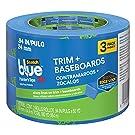 ScotchBlue Sharp Lines Multi-Surface Painter's Tape, .94 inch x 60 yard, 2093, 3 Rolls