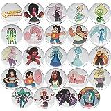 "Set of 24 Steven Universe 1"" Pins/Buttons/Badges"