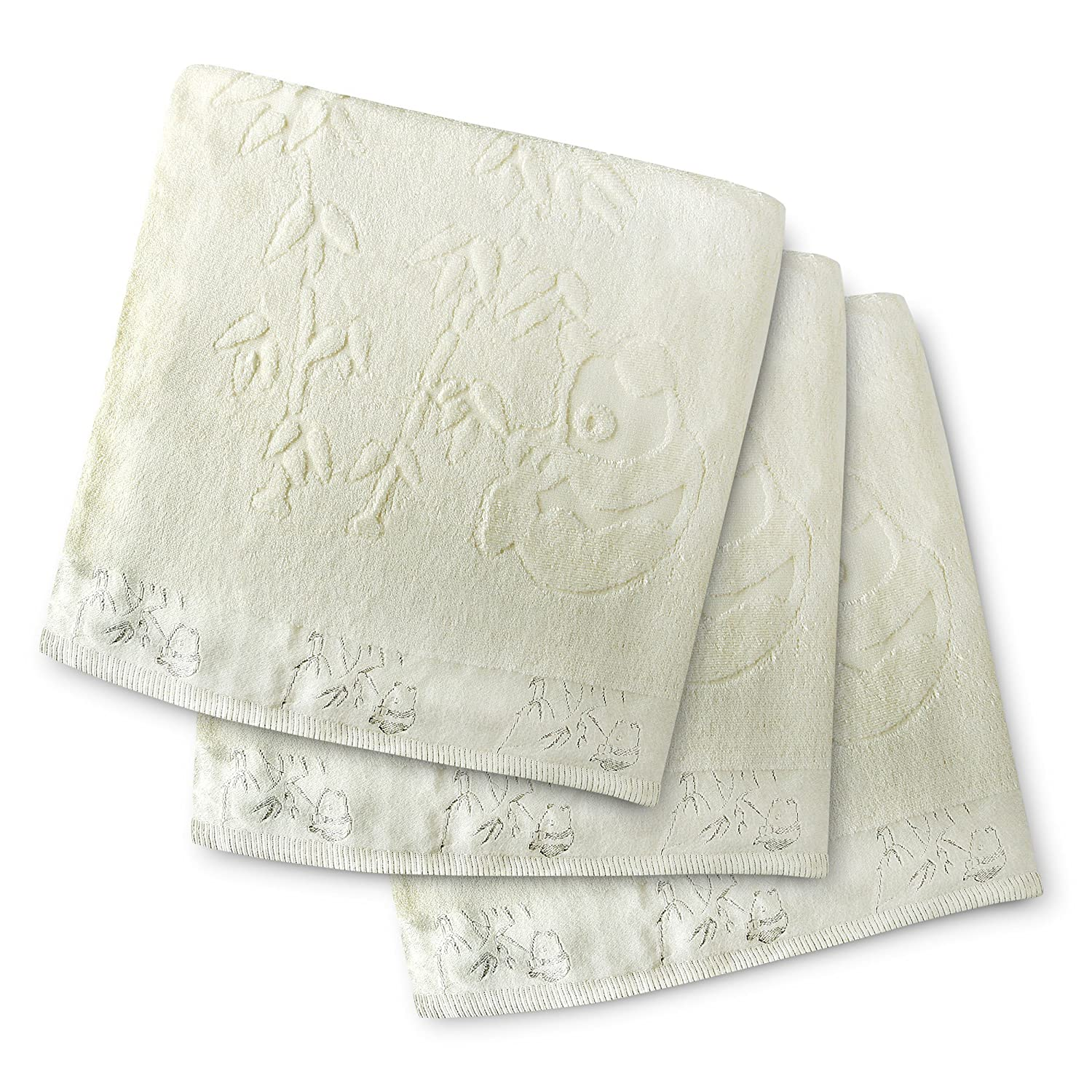 Brooklyn-Bamboo-Bath-Towels-3-piece-set-Off-White