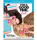 For a Good Time, Call. [Blu-ray]