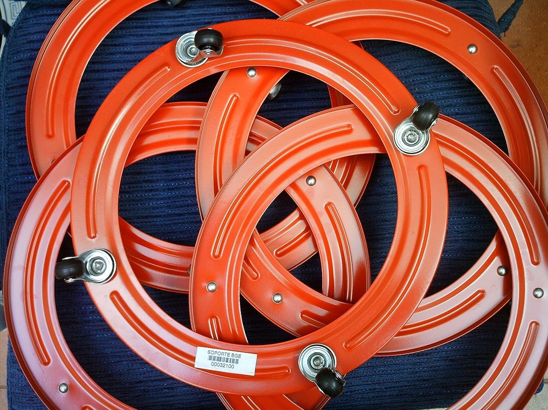 VICRIS 723C - Soporte Bombona Butano Metalico