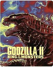 Godzilla II: King of the Monsters 4K UHD + 2D Steelbook [Blu-ray]