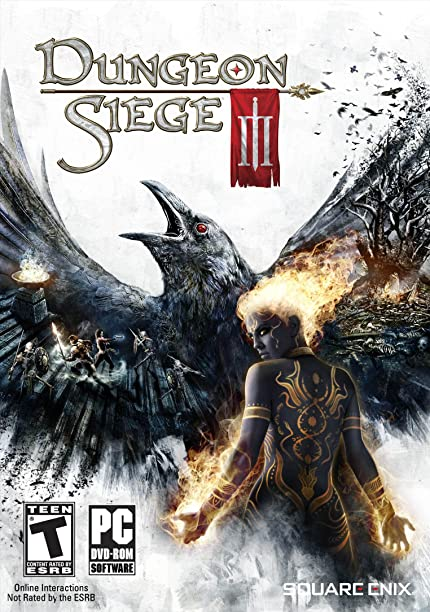 Amazon.com: Dungeon Siege III - PC: Video Games