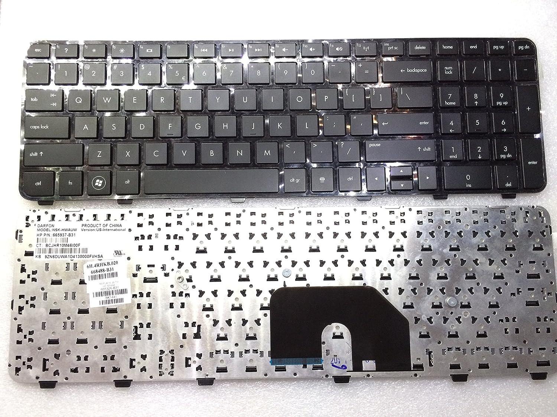 keyboard for HP Pavilion dv6-6b26us dv6-6b27nr dv6-6b47dx dv6-6b48nr dv6-6b51nr dv6-6b75ca dv6-6b83ca dv6-6c10us dv6-6c11nr dv6-6c12nr dv6-6c13cl dv6-6c13nr dv6-6c14nr dv6-6c15nr dv6-6c16nr DV6-6000