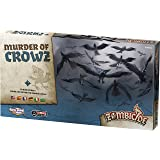 Zombicide: Black Plague Murder of Crowz Board Game