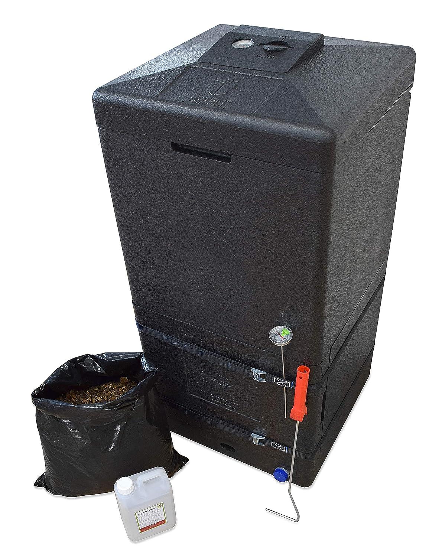 Amazon.com: Hotbin compostaje: Jardín y Exteriores