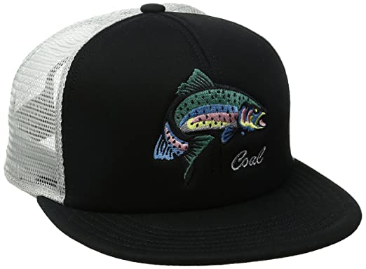 c332c2f6a96 Amazon.com  Coal Men s The Wilds Snapback Mesh Trucker Cap