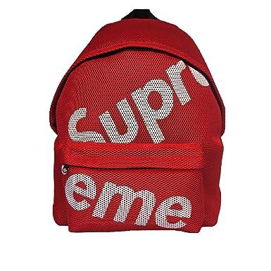 Supremes Zaino Casual Canvas Backpack Zaino Unisex Adulto Backpack