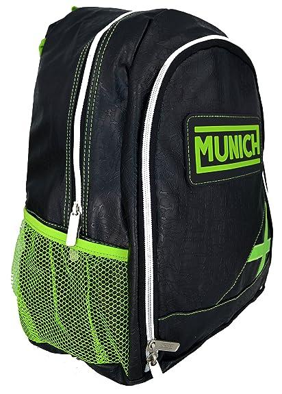 Copywritte Munich Relieve Mochila, Color Negro: Amazon.es: Zapatos y complementos