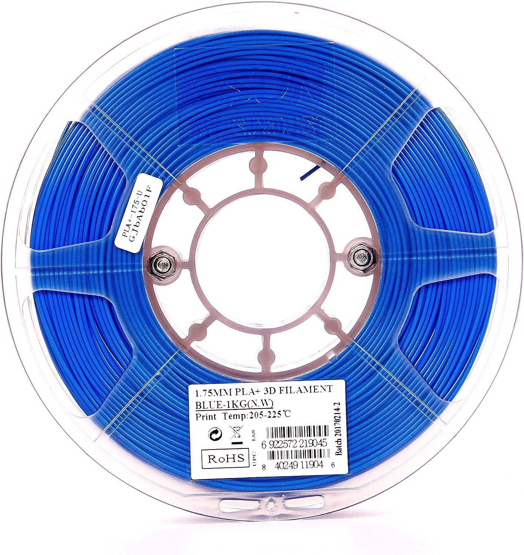 2.2lbs Green, Pantone 323C eSUN 1.75mm Green PLA PRO PLA+ 3D Printer Filament 1KG Spool