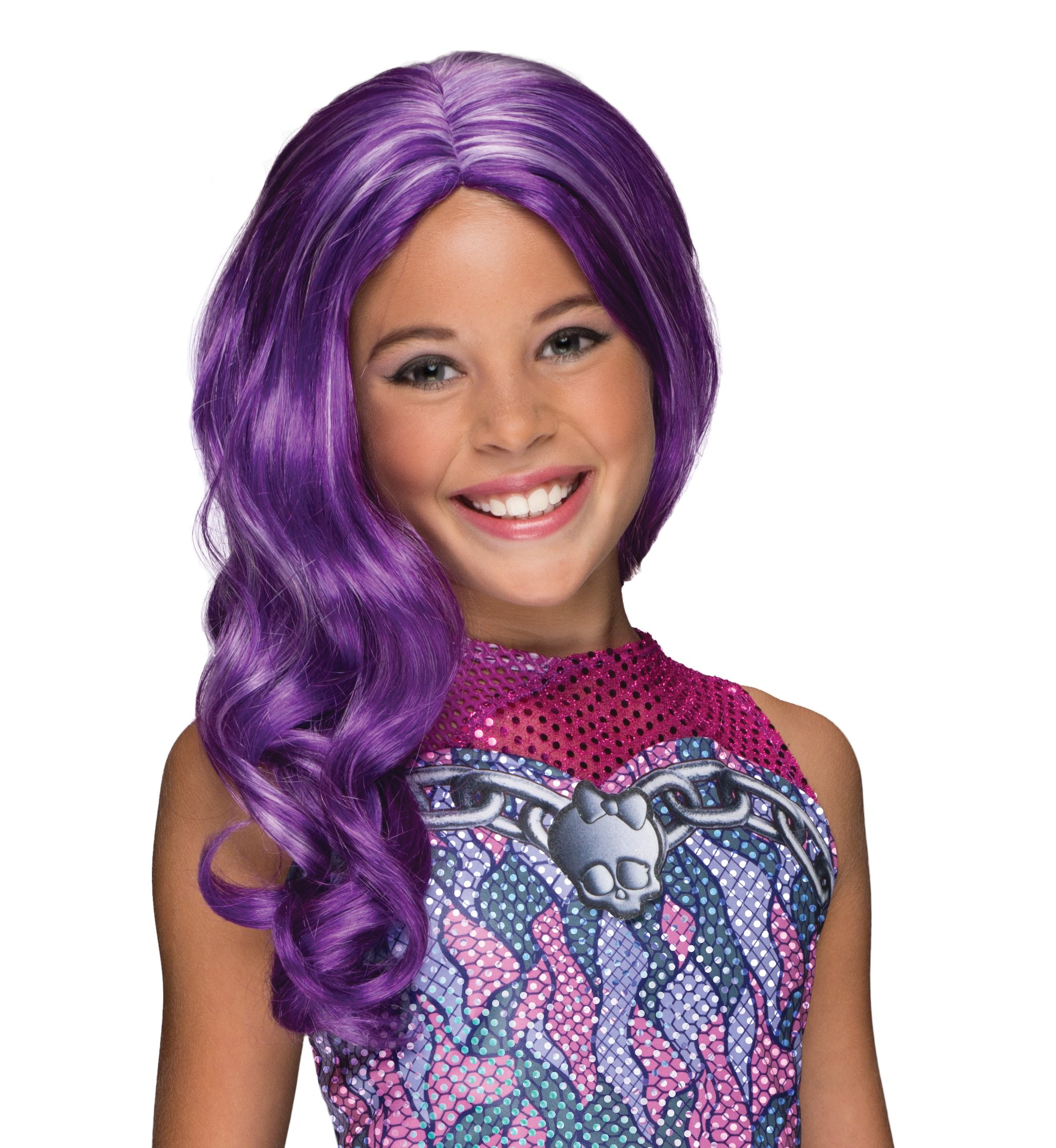 Rubie's Costume Haunted Spectra Vondergeist Child Wig
