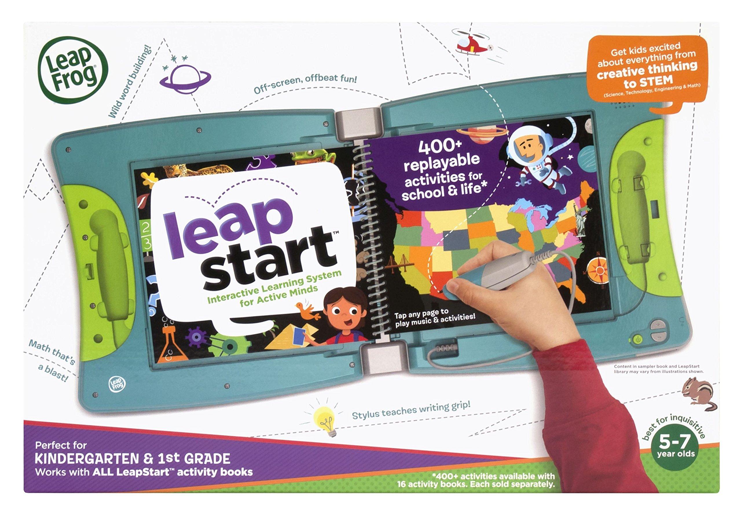 LeapFrog LeapStart Interactive Learning System for Kindergarten & 1st Grade by LeapFrog (Image #11)