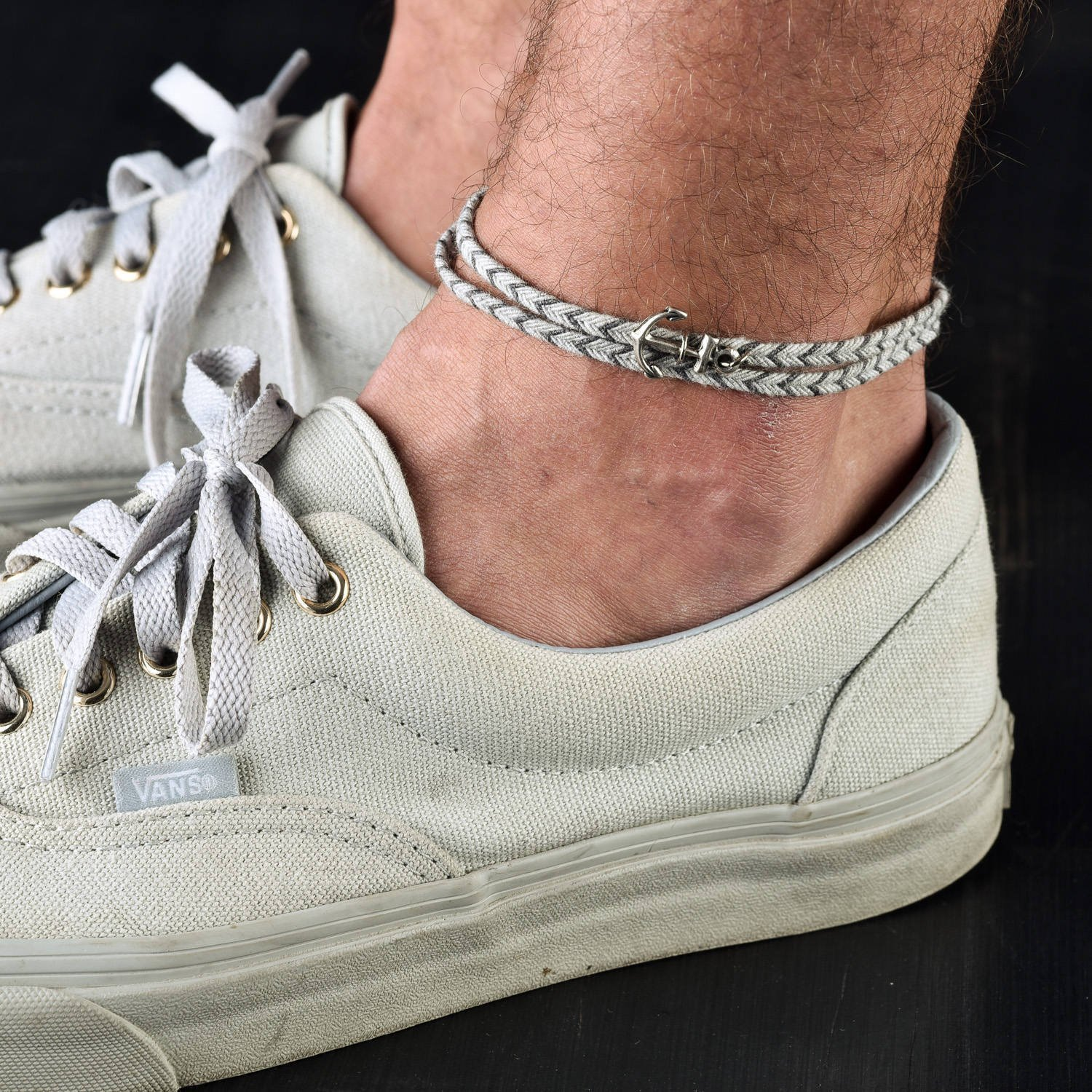 men should wear bracelets for anklets beautiful guys beach teen gift ankle wearing wedding oblacoder silver anklet