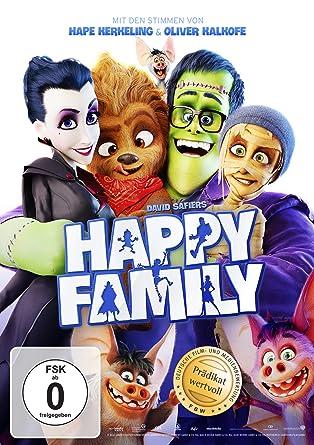Happy Family (2017) WEBRip