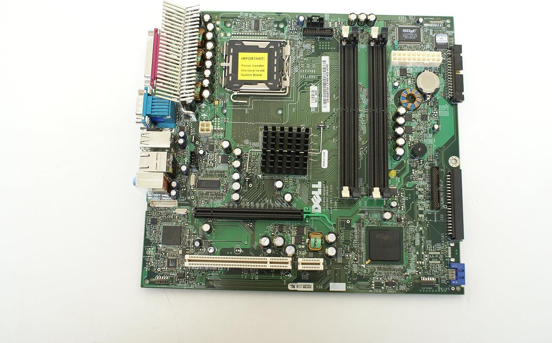 Dell Genuine G8310 DG396 Optiplex GX280 Desktop (DT) System Motherboard Mainboard Systemboard, Compatible Part Numbers: F7739, G7346, CG815, U9084, DG389, XC685, X6483, W5864, N4846