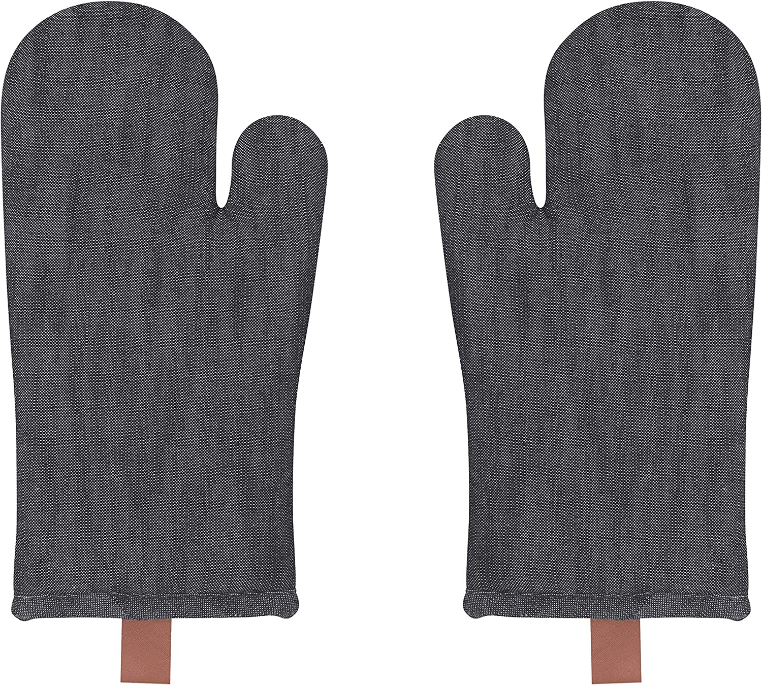 Now Designs 2048003aa Renew Oven Mitts, Set of Two, Something Delicious Design,