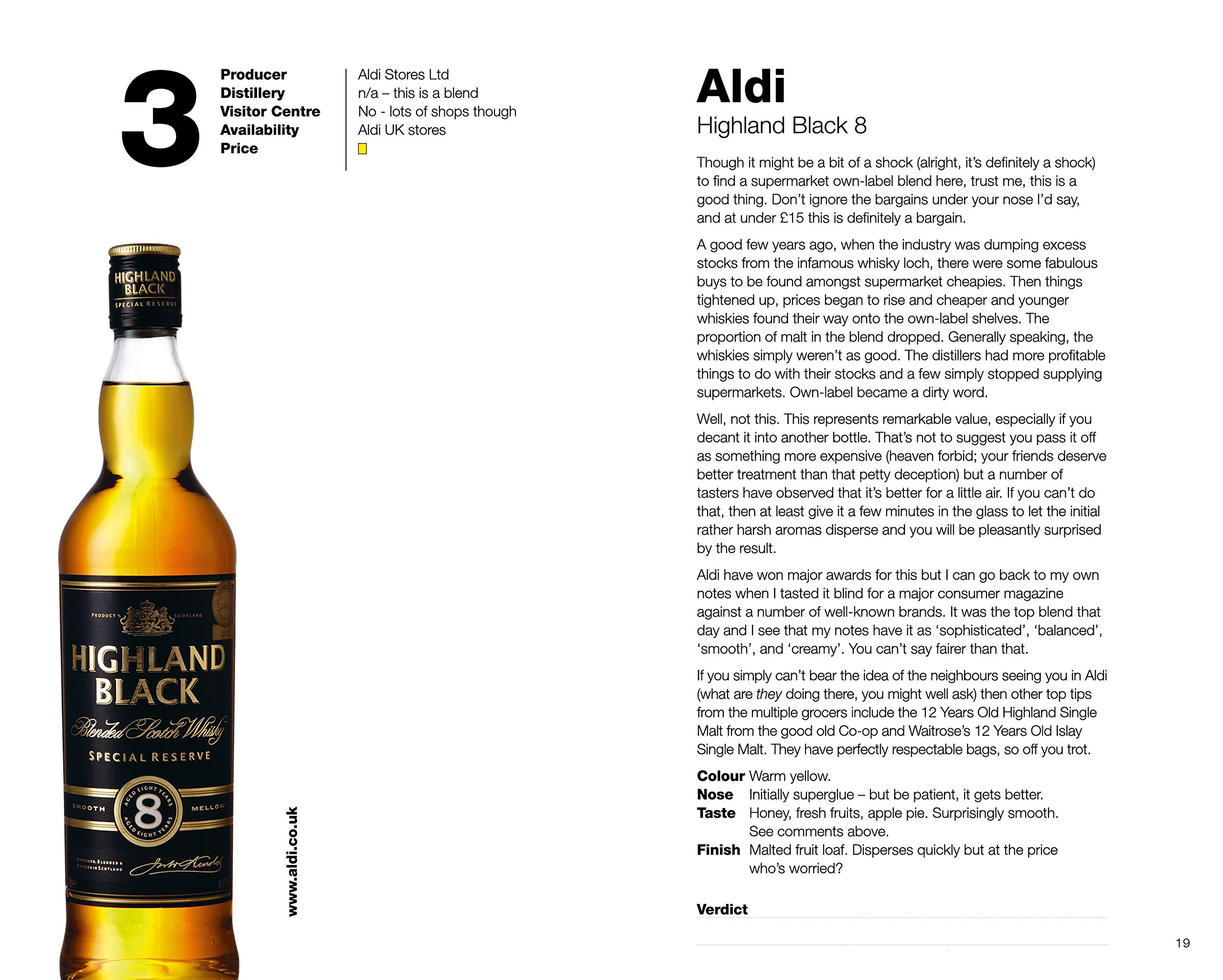 101 Whiskies to Try Before You Die (Revised & Updated): Ian Buxton:  9781472242471: Amazon.com: Books