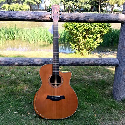 GFEI Superficie inferior de alta calidad chapa _ pino guitarra ...