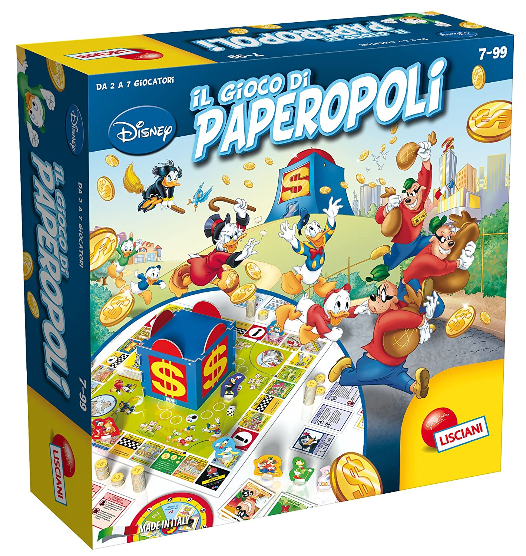 314732-Lisciani-Giochi-Disney-Il-gioco-di-Paperopoli-57078-B01LNCVWEG