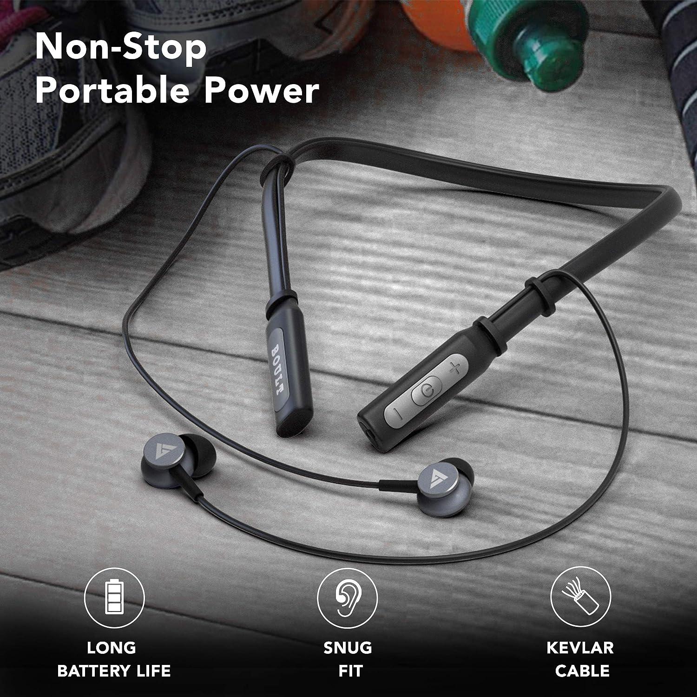 Boult Audio ProBass Curve Wireless Neckband Earphones