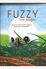 FUZZY the eagle Hardcover