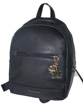 79fe651c8 Amazon.com | Tommy Hilfiger Women's Emlyn II Small Backpack Black Backpack  | Casual Daypacks