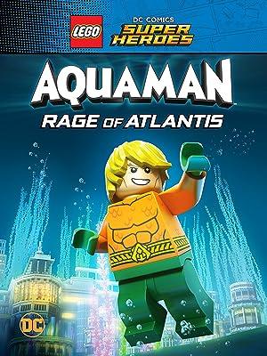 Amazon.com: Watch LEGO DC Comics Super Heroes: Aquaman: Rage ...