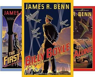 Billy Boyle World War II Mystery (Serie de 14 libros ...